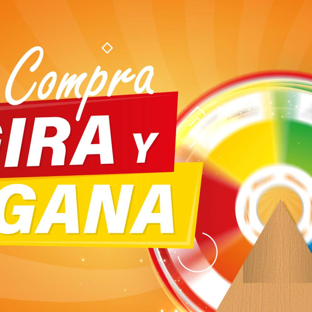 Compra, Gira y Gana